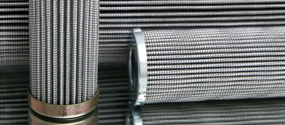 Wire Mesh for Hydraulic Filters