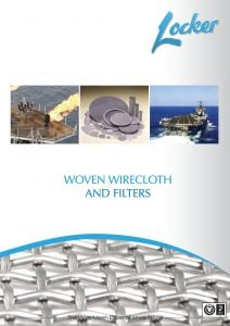 Woven Wire Cloth and Filters Brochure